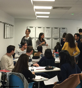 MSc International Marketing students in L'Oréal competition