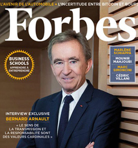 SKEMA in Forbes magazine's top 10