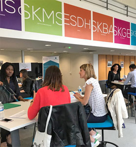 Job dating at SKEMA