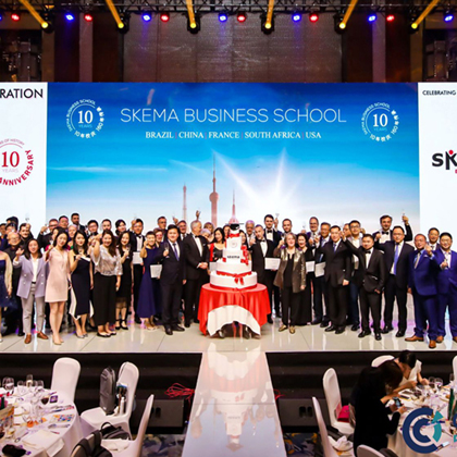 SKEMA celebrates its 10th anniversary in Suzhou