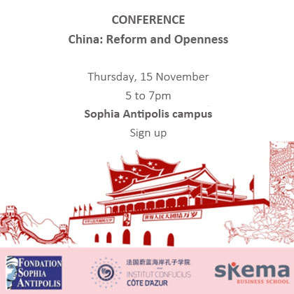 China: conference on reform and openness