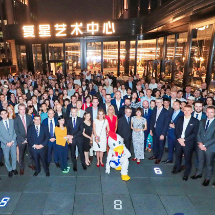 SKEMA China at Bastille Day celebrations in Shanghai