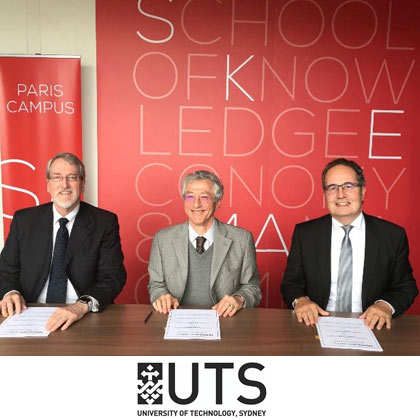New SKEMA partnership with UTS in Australia