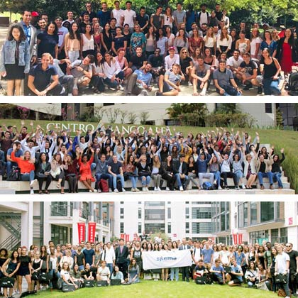 Spring term on SKEMA campuses