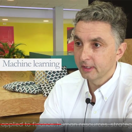 Global AI expert on SKEMA's MSc Artificial Intelligence