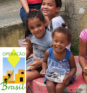 Brazil campus: students work with children's welfare NGO