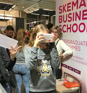 Visit SKEMA's campuses with virtual reality