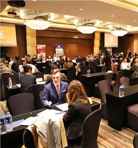 SKEMA's China campus: careers fair