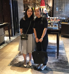 A tale of two Chinese MSc students