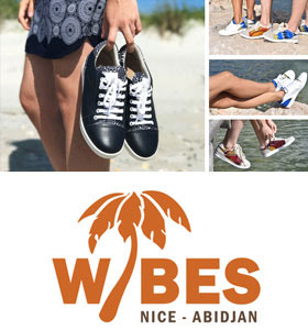 Two SKEMA students launch sneaker company: Wibes